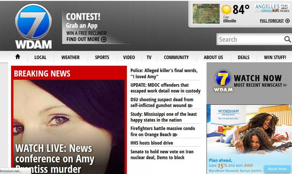 Pine Belt Media's Content - Page 6 - TVNewsTalk net