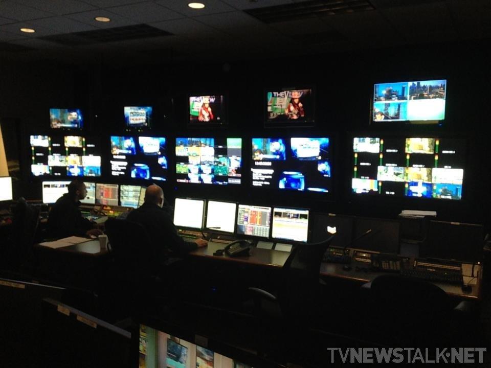 News Control Room B (main)