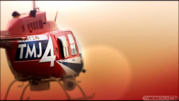 WTMJ Helicopter Promotional Shot