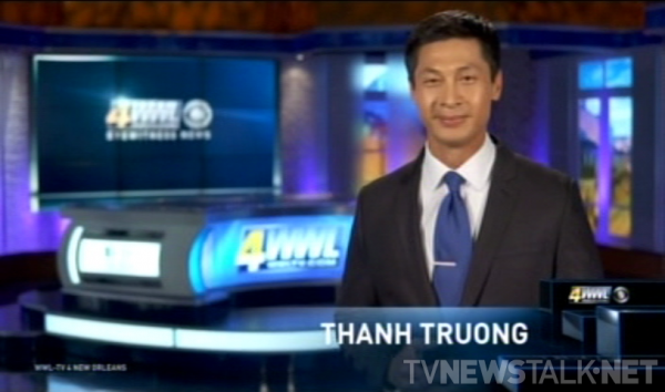 2014 WWL TV Talent ID  Promo   Thanh Truong