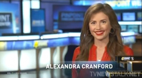 2014 WWLTV Talent ID   Alexandra Cranford