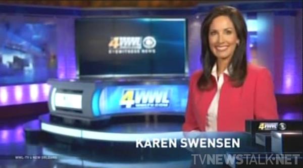 2014 WWLTV Talent ID   Karen Swensen