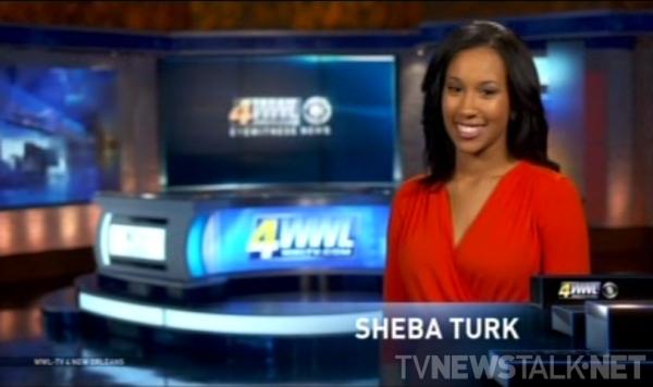2014 WWL TV Talent ID  Promo   Sheba Turk