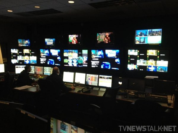 News Control Room B (main)