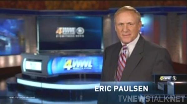 2014 WWLTV Talent ID Promo   Eric Paulsen