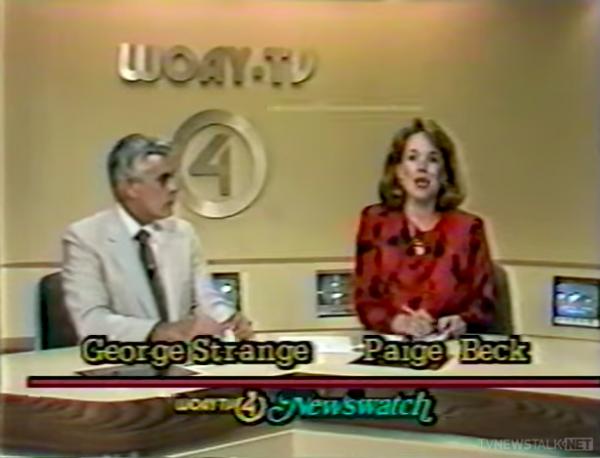 WOAY set, 1987