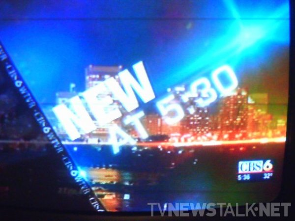 WTVR Richmond - New at 5:30 graphic