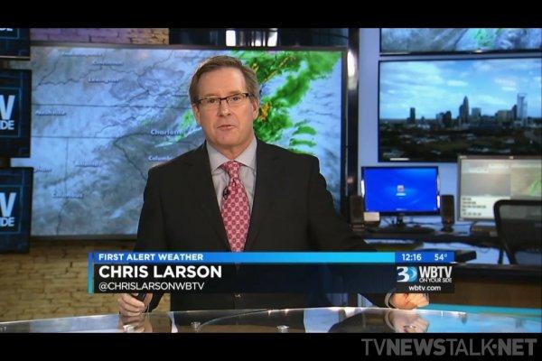 WBTV New Set/GFX (2/2/15) - TVNewsTalk net
