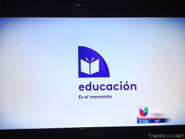 Education: it's the moment segment titlecard