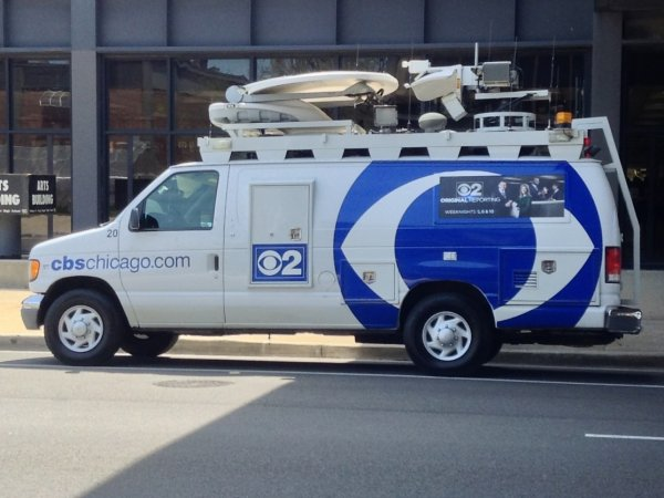 WBBM-TV CBS 2 Chicago