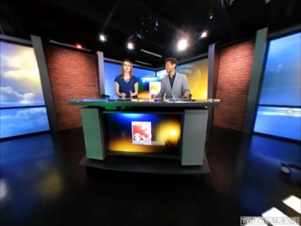 CBS Duluth Anchor Desk