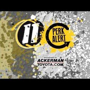 11 Perk Alert Transition